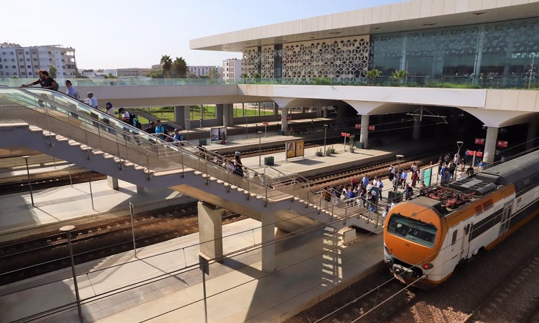 مكتب السكك الحديدية: الرفع من عدد القطارات المكوكية السريعة واعتماد قواعد جديدة للسفر