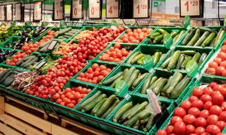 الخضر والفواكه المغربية تسجل ارتفاعا ضمن واردات إسبانيا خلال الحجر الصحي