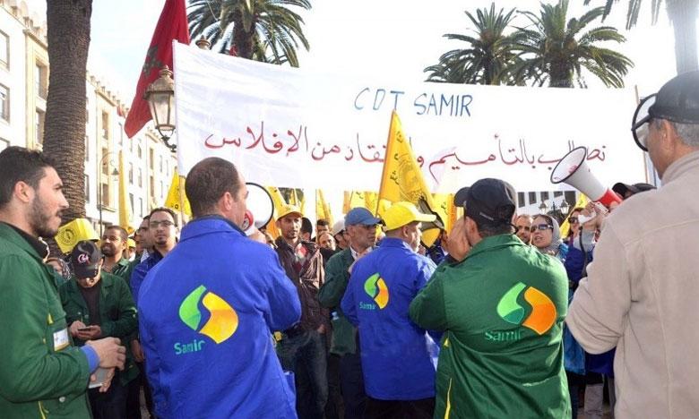 جبهة إنقاذ سامير تراسل رئيس الحكومة و4 وزراء ومسؤولين آخرين من أجل إعادة تشغيل المصفاة