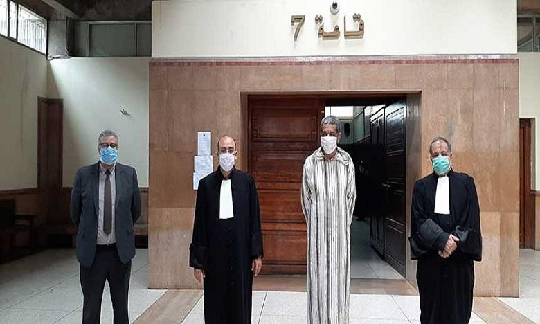ما بعد الحجر الصحي: اللجنة الثلاثية لاستئنافية البيضاء تسطر إجراءات إعادة العمل من 11 إلى 30 يونيو