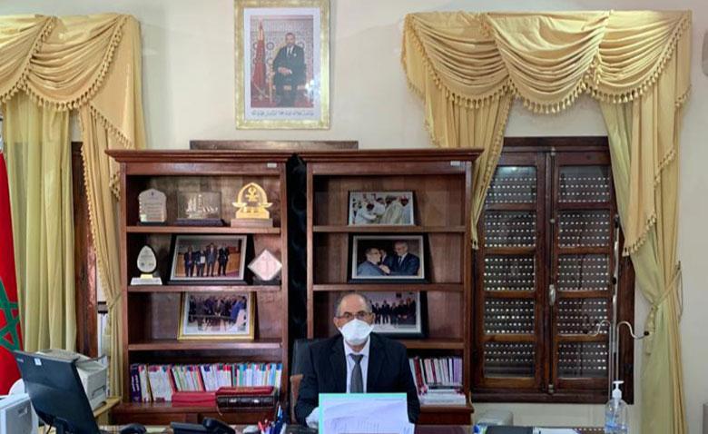 محاكم مراكش أصدرت أحكاما عن بعد في قضايا تهم 1353 معتقلا