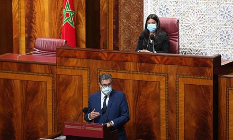 أخنوش: عائدات الصادرات الفلاحية المغربية حققت لحد الآن 17,5 مليار درهم