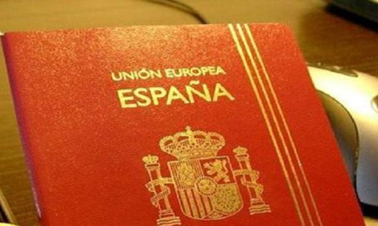 المغاربة يتصدرون قائمة المستفيدين من الجنسية الإسبانية سنة 2019