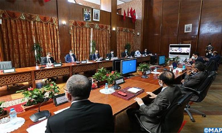 كوفيد -19: اللجنة الجهوية لليقظة الاقتصادية لجهة الدارالبيضاء – سطات تعقد أولى اجتماعاتها