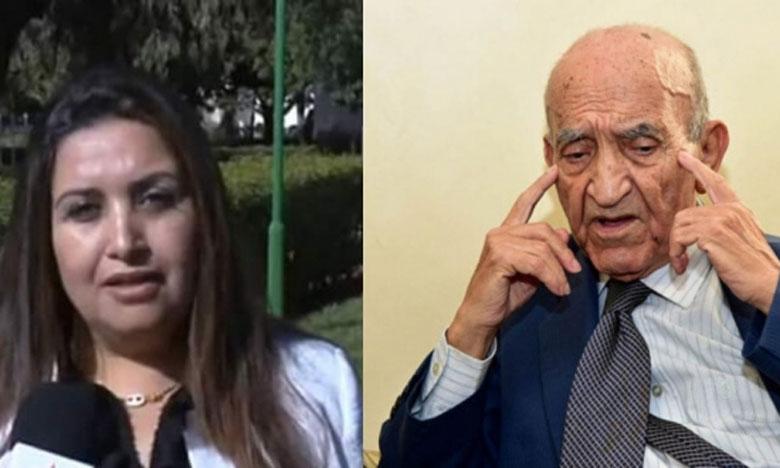 الأستاذة حسنة كجي: المناضل عبد الرحمان اليوسفي قامة فكرية وسياسية متميزة بالعطاء والوفاء للوطن