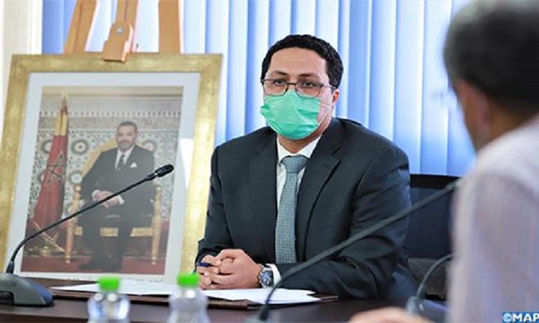 جائحة كوفيد 19: عقد صفقات اقتناء المعدات والتجهيزات الطبية يتم في إطار الشفافية