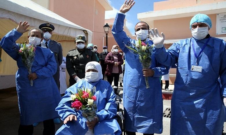 كوفيد-19: تسجيل 295 حالة شفاء جديدة بالمغرب ترفع العدد إلى 5754 حالة