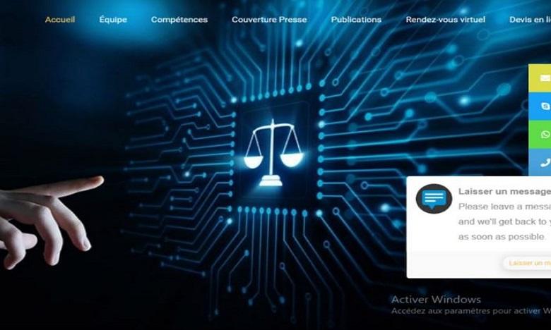 كوفيد-19 : إنشاء أول مكتب محاماة افتراضي بالمغرب