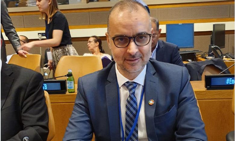 """الدكتور محمد اليوبي:  المغرب يضرب به المثل في تدبير جائحة """"كورونا"""" دوليا ونجح مبكرا في دخول الحجر الصحي"""