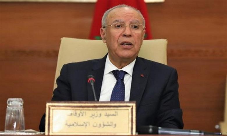 التوفيق: إعادة الفتح التدريجي لـ 5000 مسجد توزعت بالتناسب مع عدد المساجد بكل منطقة