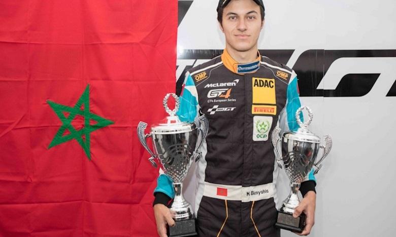 مايكل بن يحيى ..سائق مغربي يخطف الأضواء في سباقات الرياضة الإلكترونية