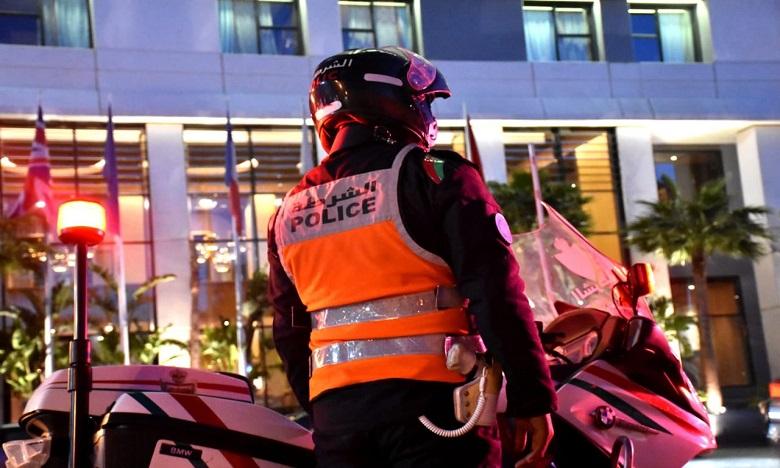 أمن مراكش يفك لغز سرقة المركز المغربي للهلال الأحمر