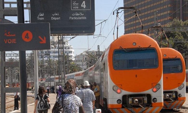كوفيد-19: تعليق رحلات القطارات من وإلى طنجة