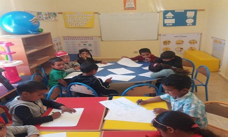 مركز التنمية لجهة تانسيفت يكشف حصيلة برنامج النهوض بالتعليم الأولي بالوسط القروي