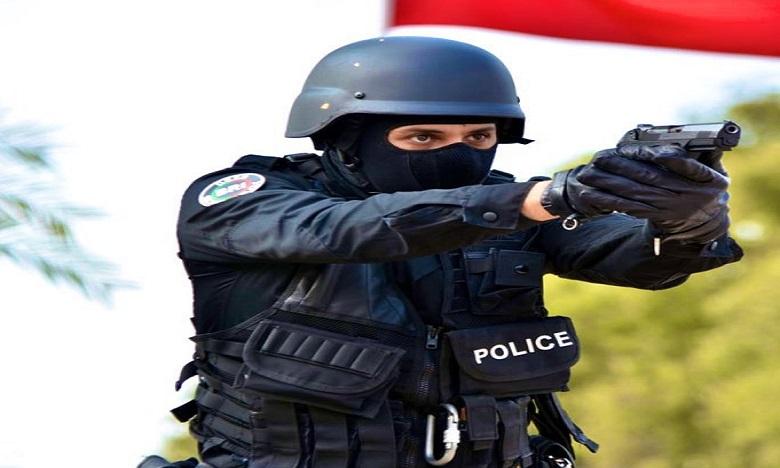 مكناس: اشهار السلاح لتوقيف شخص عرض المواطنين والشرطة للتهديد
