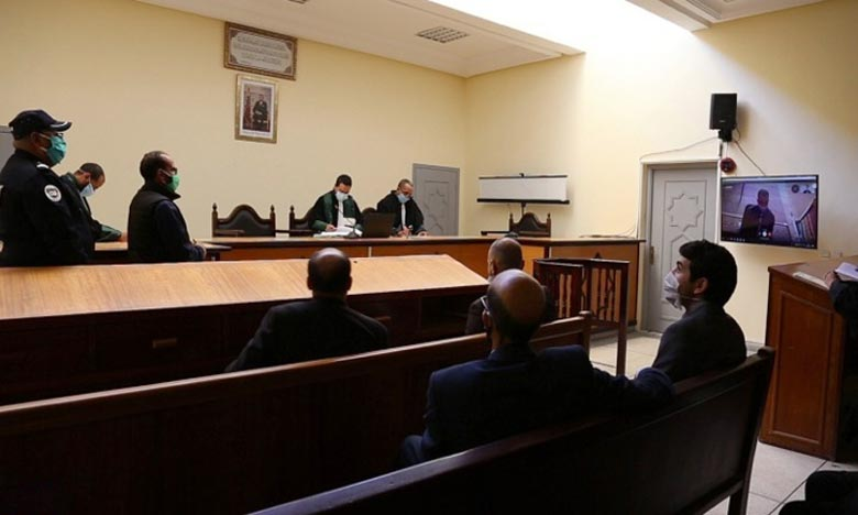 المحاكمات عن بعد في 5 أيام: عقد 362 جلسة وادراج 6460 قضية واستفادة  7549 معتقلا