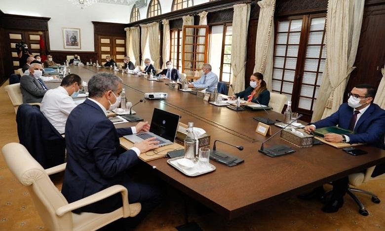 انعقاد مجلس الحكومة  اليوم لتدارس  مشروع قانون المالية المعدل لسنة 2020