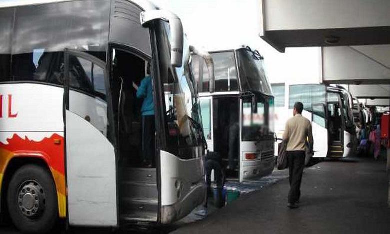 النقل الطرقي للمسافرين: 86 % من المحطات الطرقية استأنفت عملها