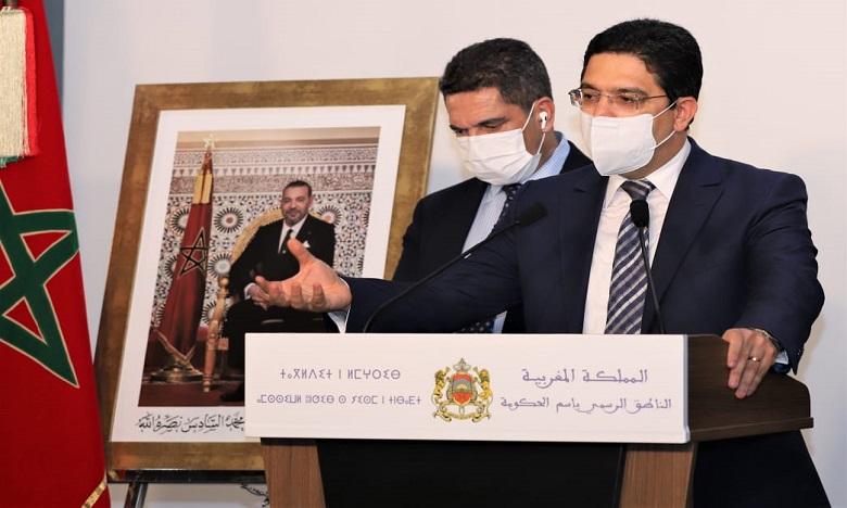بوريطة: في غياب الأدلة..المغرب يتساءل حول خلفية التقرير الأخير لمنظمة العفو الدولية