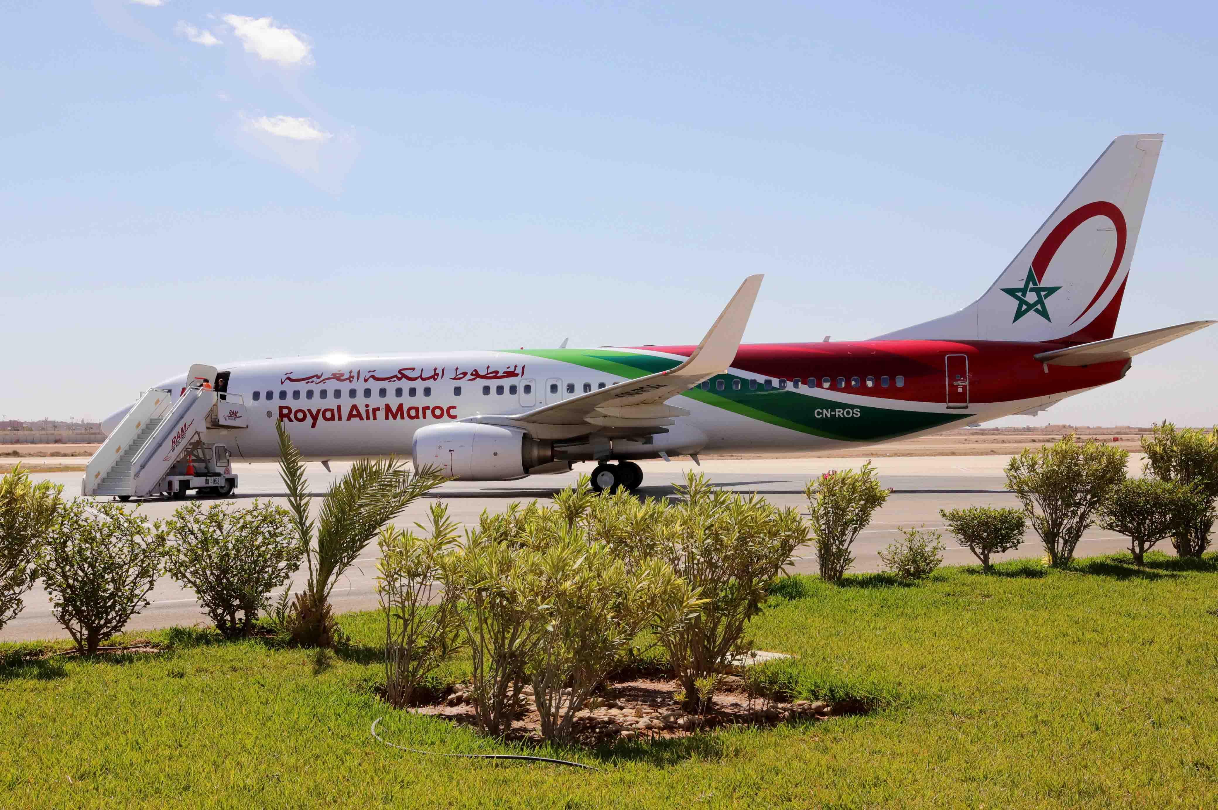 الخطوط الملكية المغربية تطلق برنامجا جديدا للرحلات