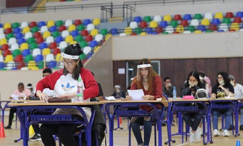 أزيد من 441 ألف مترشحة ومترشحا يجتازون اليوم امتحانات البكالوريا في ظل إجراءات استثنائية