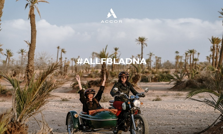 """""""أكور"""" تُطلق حملة استثنائية بهاشتاغ """"ALLFBLADNA""""لإحياء حب السفر في المغرب"""