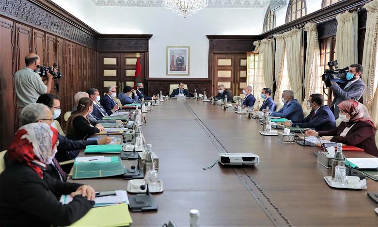 مجلس الحكومة يتدارس مشروع قانون المالية المعدل رقم 35.20 للسنة المالية 2020 ويصادق عليه
