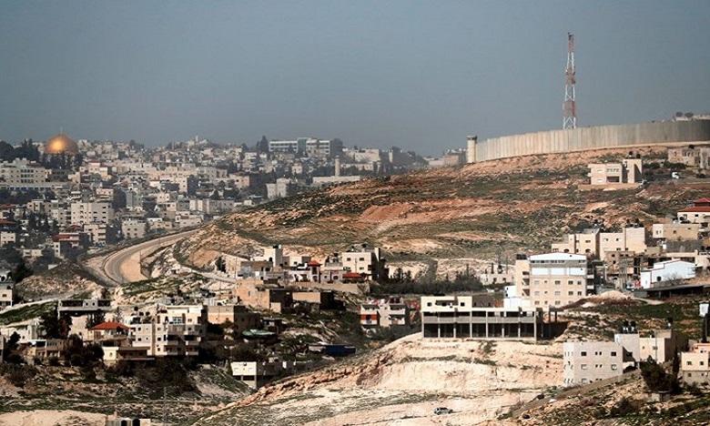 رفض عربي أوروبي لضم إسرائيل أراض فلسطينية