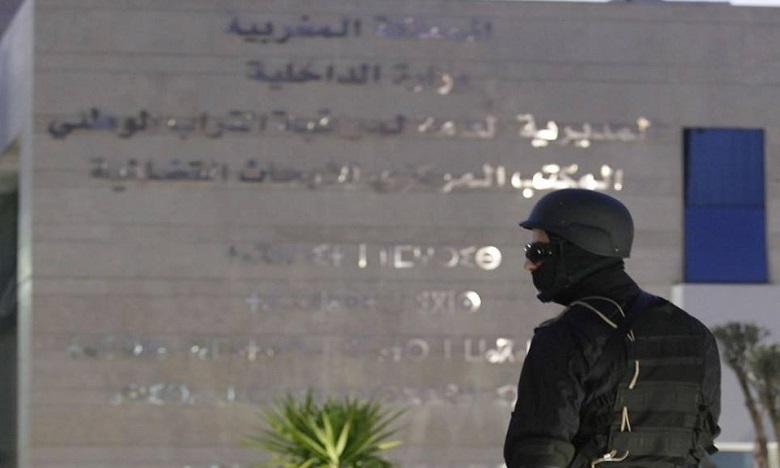 """تفكيك خلية إرهابية بالناظور والضواحي تتكون من 4 عناصر بينهم شقيق أحد المقاتلين في صفوف """"داعش"""""""