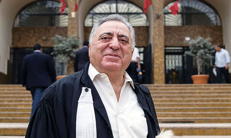 الرباط: حكم بتوقيف النقيب السابق محمد زيان عن مزاولة مهنة المحاماة لسنة