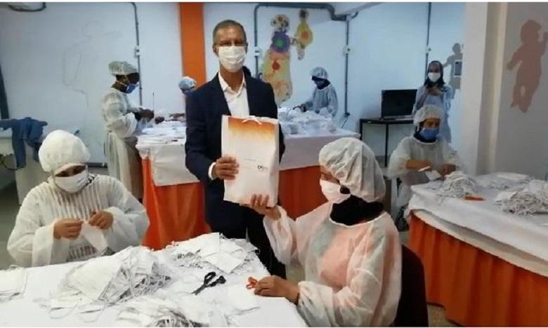 """طنجة: صندوق الأمم المتحدة للسكان يطلق """"سلامة في العمل""""  لما بعد الحجر الصحي"""