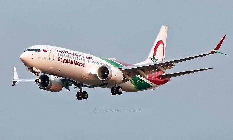 الرحلات الداخلية: الخطوط الملكية المغربية تعزز رحلاتها على خطي الدار البيضاء -الداخلة - العيون