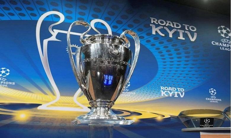 دوري أبطال أوروبا (قرعة): مباريات قوية في ربع النهاية