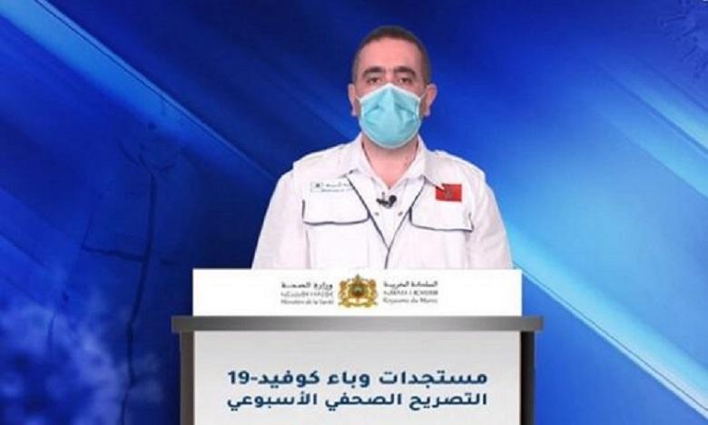 """وزارة الصحة: الأسبوع الماضي تميز باعتماد بروتوكول العلاج المنزلي لحالات  """"كوفيد 19"""" من دون أعراض"""