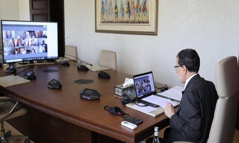كوفيد-19:  الحكومة تمدد حالة الطوارئ الصحية بالمغرب  لمدة شهر