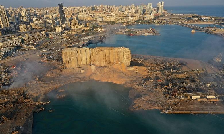 ارتفاع حصيلة قتلى انفجار مرفأ بيروت إلى 171 شخصا