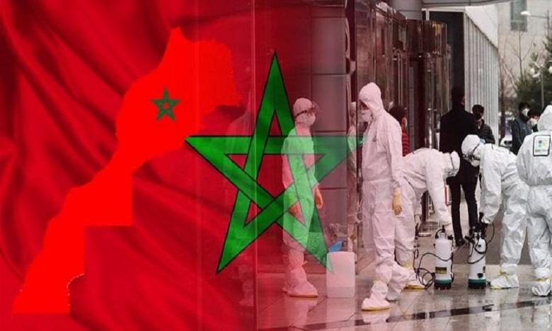 """كورونا/المغرب: التوزيع الجغرافي للحالات الجديدة """"+1144""""  والحالات الصعبة فاقت الـ 100"""