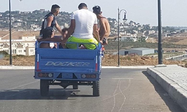 قضية الدارجات النارية الثلاثية العجلات تعود للواجهة وتستأثر باهتمام مستعملي الطريق