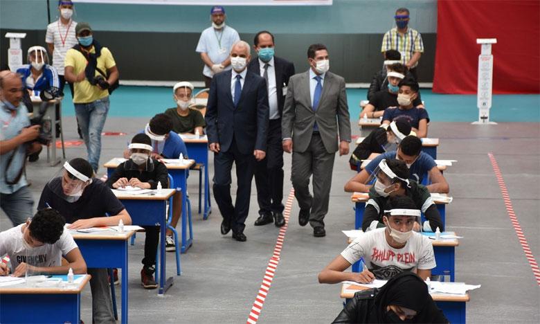 """أمزازي: 79.62 % كنسبة نجاح في امتحانات الباكالوريا 2020 """"إنجاز هام"""""""