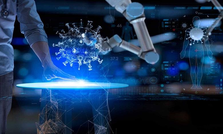 """تكوين افتراضي لمشاركات في """"مخيم"""" في مجالات الترميز التكنولوجي والذكاء الاصطناعي وعلوم الفضاء"""