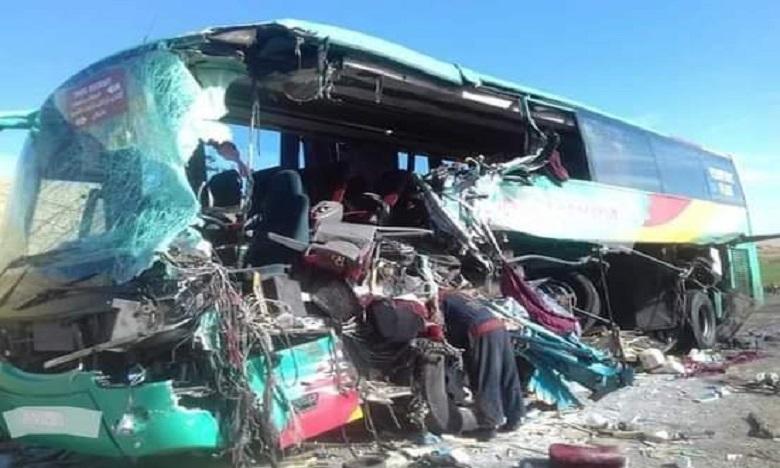 حادث مفجع.. 12 قتيلا وجرحى في انقلاب حافلة بين الصويرة وأكادير