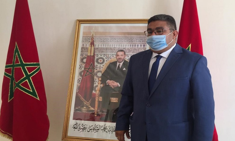 محمد شقيق رئيسا جديدا لجماعة واحة سيدي إبراهيم بعمالة مراكش