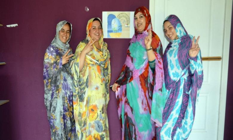 جمعية النساء الصحراويات بالمهجر تعزز الخدمات الاجتماعية لمغاربة ألمرية