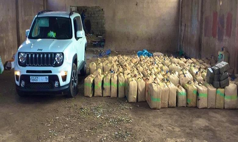 الدار البيضاء: حجز أزيد من 5 أطنان من مخدر الشيرا وتوقيف فرنسي