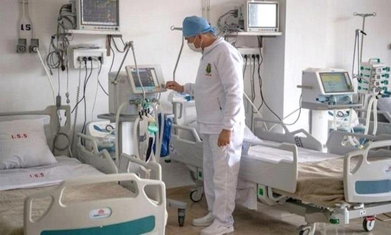 طنجة: افتتاح قسم جديد للإنعاش والعناية المركزة خاص بمرضى كوفيد 19