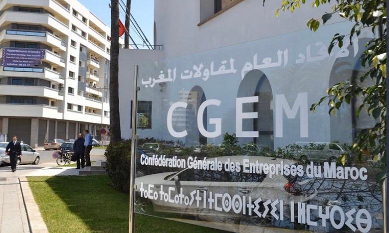 """كوفيد-19: الاتحاد العام لمقاولات المغرب يقترح اعتماد """"شهادة احترام المعايير الصحية"""""""