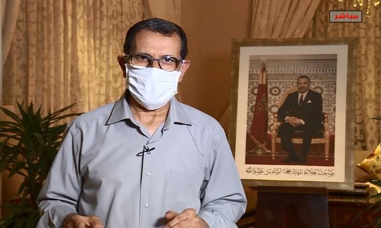 العثماني: المقاربة الحكومية لمحاصرة الوباء تسري على جميع التراب الوطني بدون استثناء أو مفاضلة بين المدن