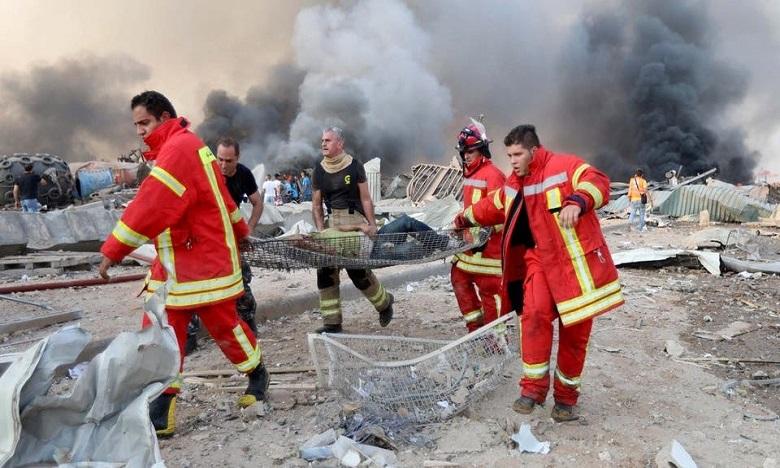 انفجار بيروت: خسائر بالمليارات و300 ألف لبناني أصبحوا بلا مأوى