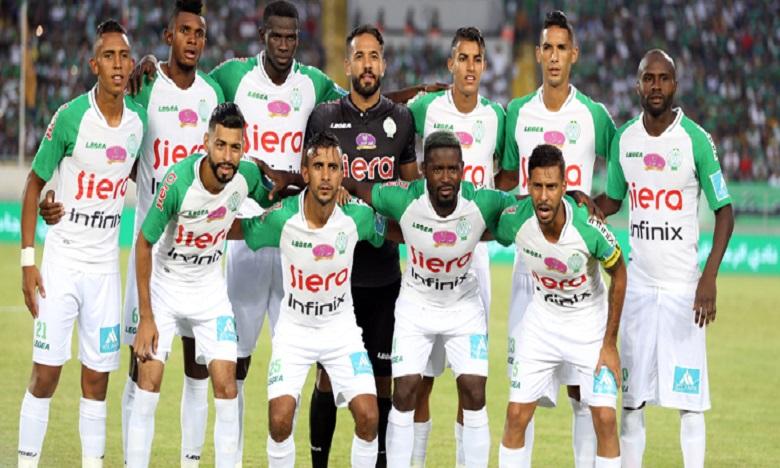 الرجاء البيضاوي يتغلب على ضيفه الدفاع الحسني الجديدي (3-1)