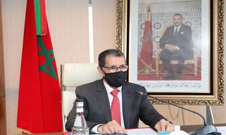 العثماني: المغرب أبرم اتفاقيات مع شركتين مصنعتين للقاح ضد فيروس كوفيد -19